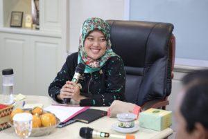 Nunik Ingatkan Panitia Natal Oikumene 2019 Lampung Berjaya