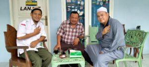 Silaturahmi Ke Triyono Arifin, Firmansyah Siap Perjuangkan Status Lahan Way Dadi