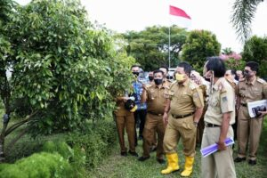 Pemprov Lampung Soroti Serius Anjloknya Harga Cabai Akibat Pandemi Covid-19