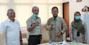 BPTP Audiensi Ke Ketua DPRD Lampung Mingrum Gumay