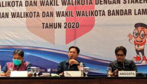 Bawaslu Bandar Lampung Tak Segan Diskualifikasi Paslon