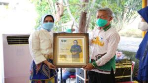 Riana Sari Dorong SMPN 2 Bandar Lampung Jadi Kebanggaan